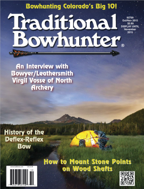 TRADITIONAL BOWHUNTER 2015
