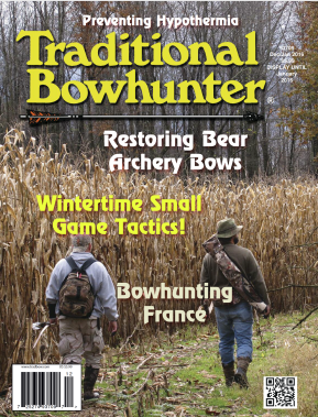 TRADITIONAL BOWHUNTER 2016